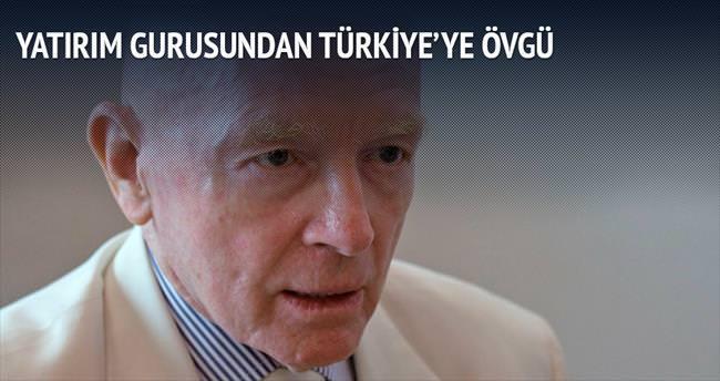 Yatırım gurusundan Türkiye'ye övgü