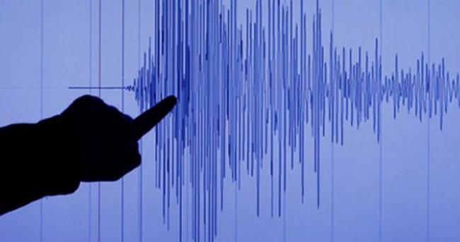 Yalova'da 3,8 büyüklüğünde deprem