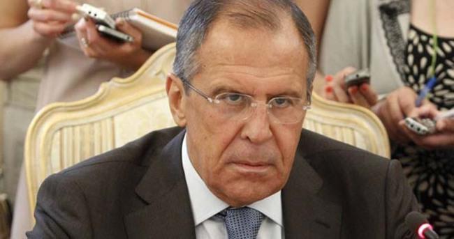 Rus Dışişleri Bakanı mikrofonu açık unuttu