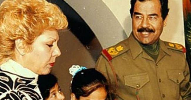 Saddam Hüseyin'in karısı Ürdün'de öldü