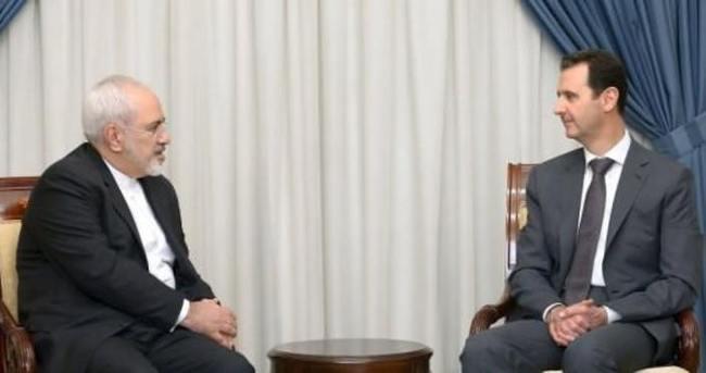 Beşar Esad İranlı bakanı kabul etti