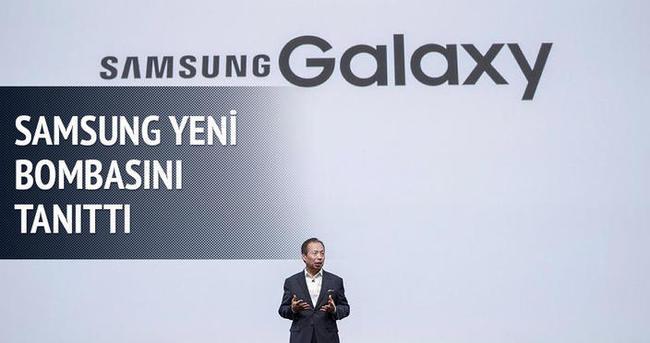 Galaxy Note 5 ile Galaxy S6 Edge Plus tanıtıldı