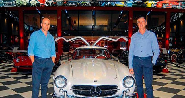 Klasik araba tutkunları bu müzeye akın ediyor