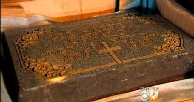 Çalıntı mezar taşı davasında karar çıktı