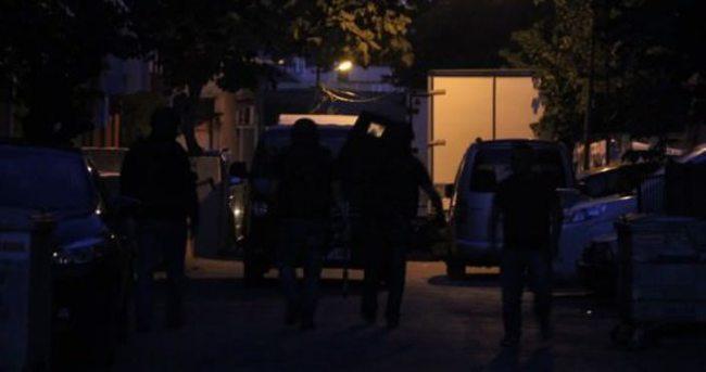 Adana'da PKK'ya şafak baskını: 10 gözaltı