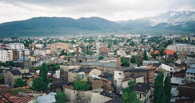 Erzurum'da bazı alanlar özel güvenlik bölgesi ilan edildi