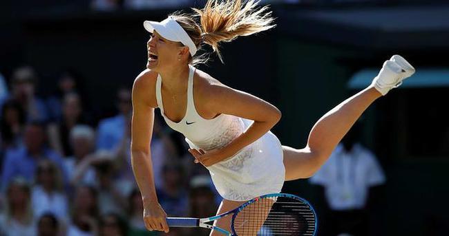Sharapova en çok kazanan bayan sporcu