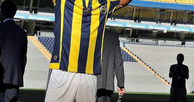 Fenerbahçe'nin forma sponsoru Yandex