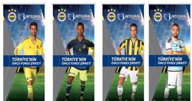 Fenerbahçe, İntegral Forex ile anlaştı