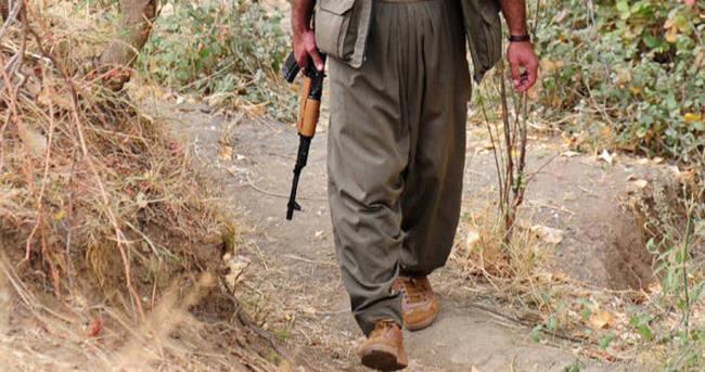 Hendek kazan PKK'lılara polis operasyonu