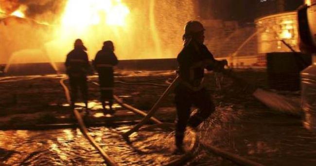 Çin'deki patlama ölü sayısı 85'e yükseldi