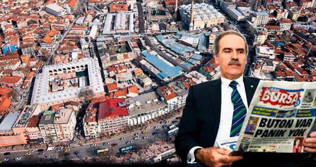 Bursa'nın kurtuluşu emsal artışında