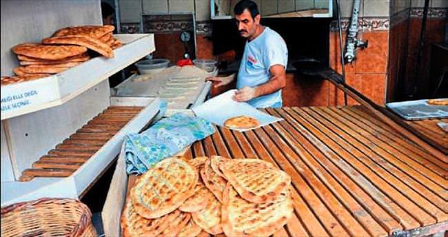 Mersin'de ekmeğe yüzde 46 zam geldi