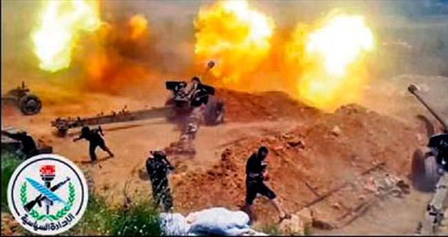 Suriye'de yerel ateşkes sona erdi