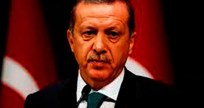 Erdoğan: Milletimizin başı sağolsun