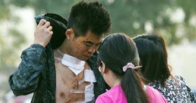 Çin'de ölü sayısı yükseldi!
