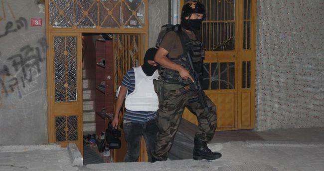 Esenyurt'ta PKK'ya operasyon!