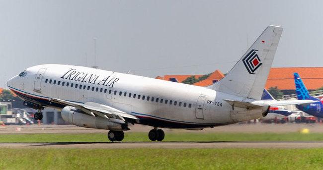 Kaybolan Endonezya uçağı dağa çakıldı!