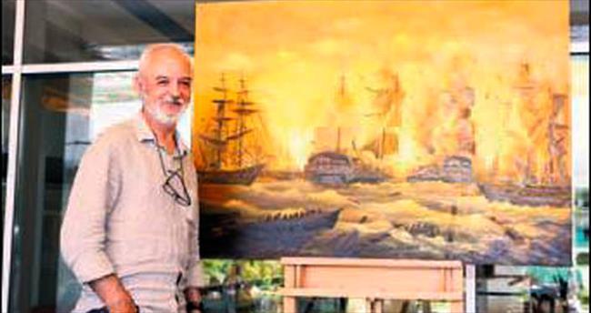 Panora'da canlı canlı sanat