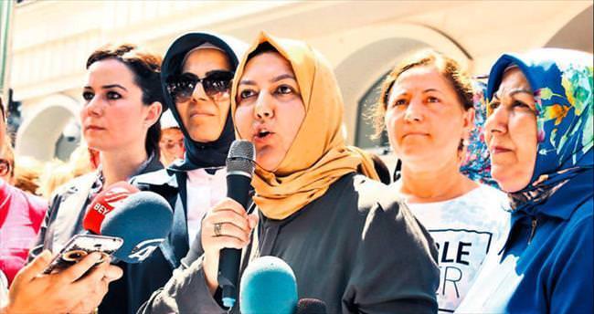 'Kapanan yol en çok kadını etkiliyor'