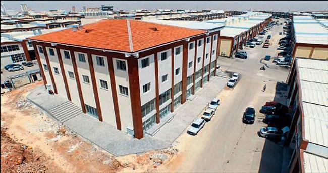 Şahinbey'den sosyal tesis