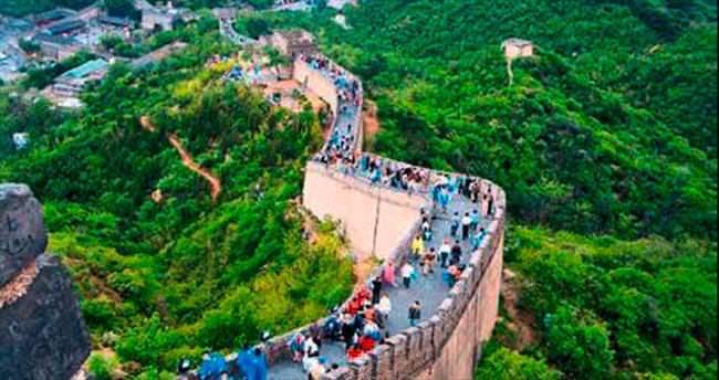 Çin, büyüme için 2.5 gün tatil yapacak