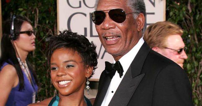 Morgan Freeman'ın üvey torunu öldürüldü