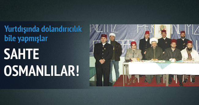 Sahte Osmanlılar