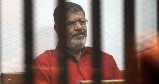 Mursi davası 18 Ağustos'a ertelendi!