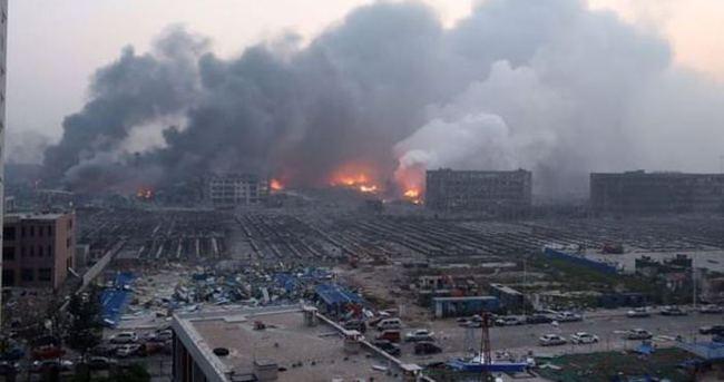Çin'de kimyasal riski büyüyor
