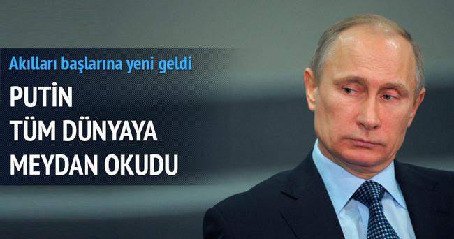 Rusya yaptırımları Batıya 700 Milyar Dolara mal olacak