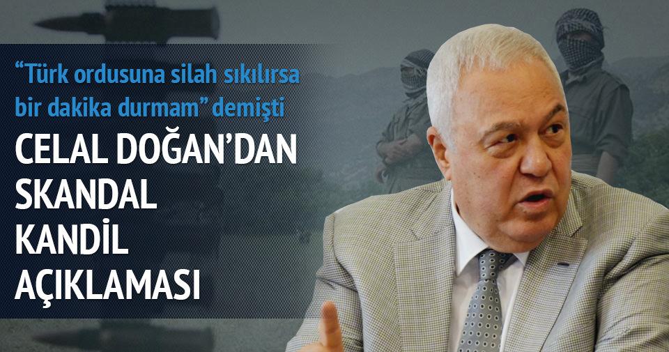 Celal Doğan'dan skandal açıklama!