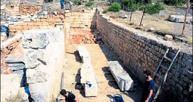 Olba'daki kazılar destekle sürüyor