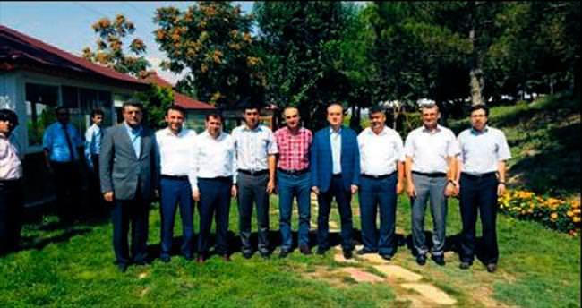 Çumra'da gençlik Ankara'ya emanet
