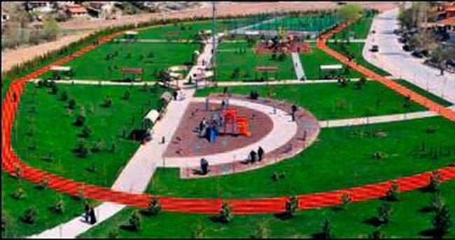 Mamak'ta 7 yeni park hizmete girdi