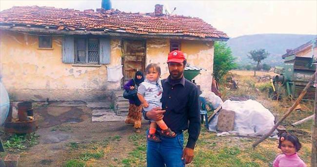 Çamlıdere'den Suriyeli aileye yardım eli