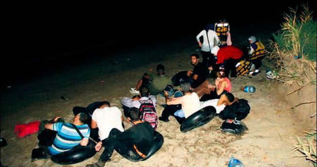 Bir günde 394 kaçak yakalandı