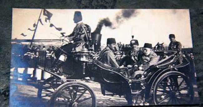 İmparatorun İstanbul hatırası