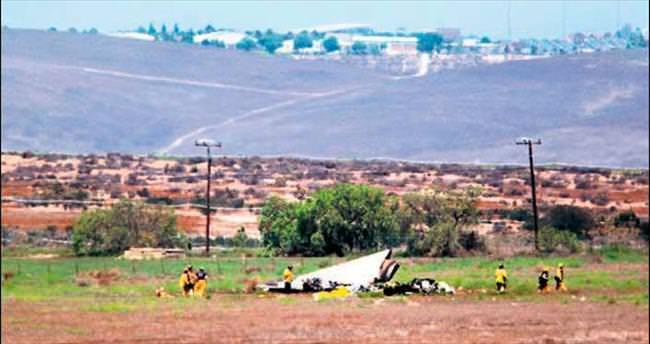 ABD'de iki uçak kazası: 6 ölü