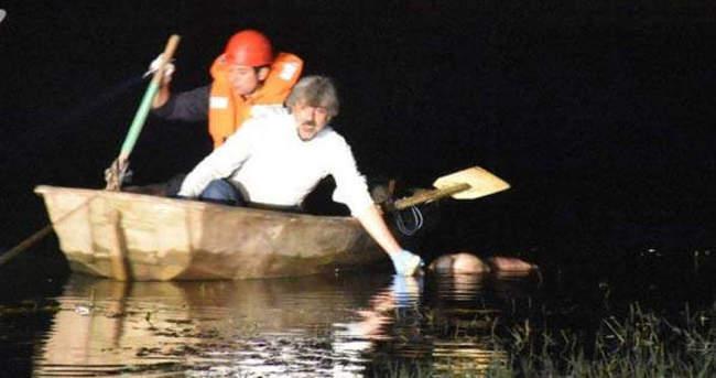 Alibeyköy Barajı'nda ceset bulundu