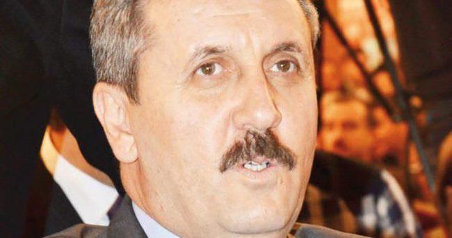 BBP Lideri Mustafa Destici'nin acı günü