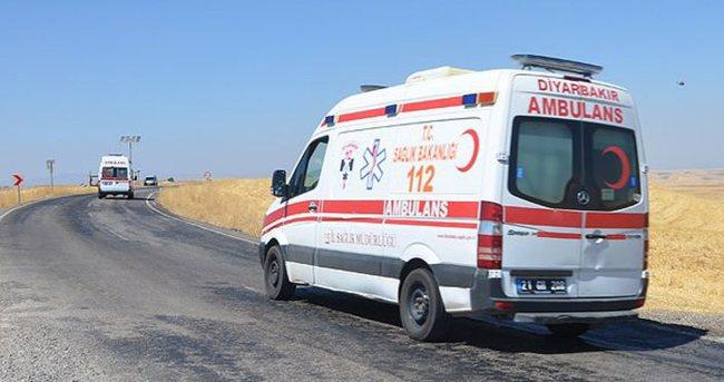 PKK ambulans yağmaladı!