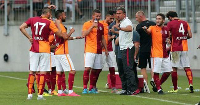 Galatasaray yeni sponsorunu açıkladı