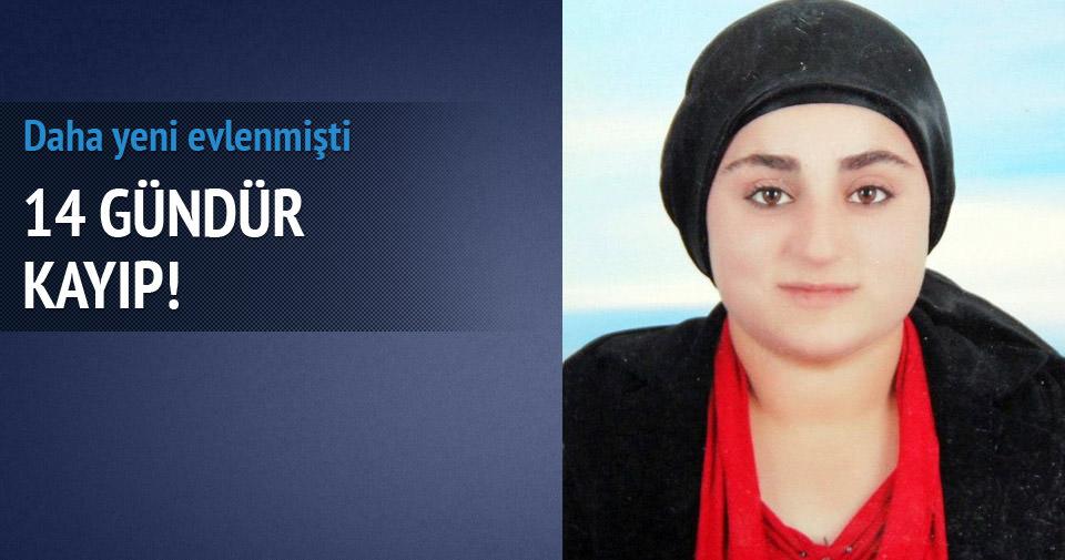 Diyarbakır'a gelin giden kadın 14 gündür kayıp