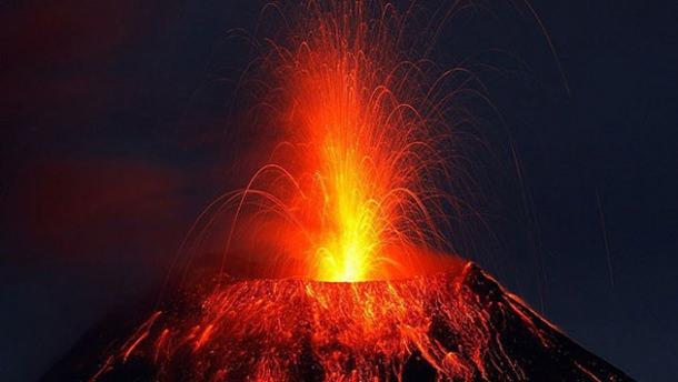 Güney Amerika'da yanardağ tehdidi