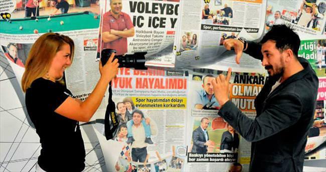 En iyi fotoğraflarımı Ankara'da çekiyorum