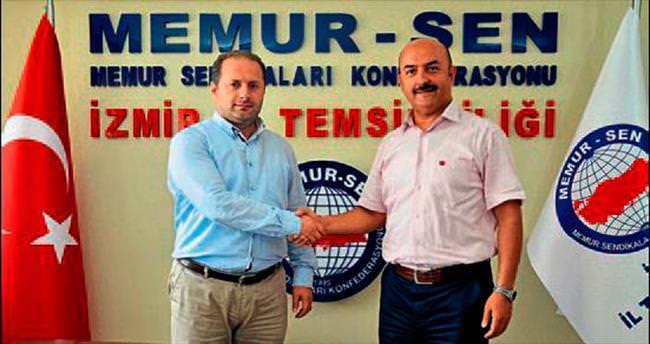 Memur-Sen İzmir ile Birikim Koleji anlaştı