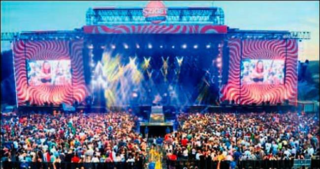 İzleyici rekoru kıran festival