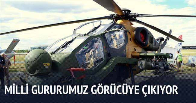 ATAK helikopteri Polonya'da görücüye çıkacak