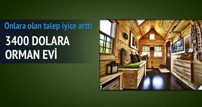 3400 $'a ormanda ev